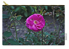Carry-all Pouch featuring the photograph Spring 2016 29 by Cendrine Marrouat