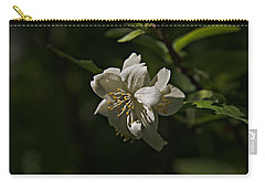 Carry-all Pouch featuring the photograph Spring 2016 30 by Cendrine Marrouat
