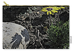 Carry-all Pouch featuring the photograph Spring 2016 32 by Cendrine Marrouat