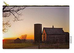 Spring At Birch Barn 2 Carry-all Pouch
