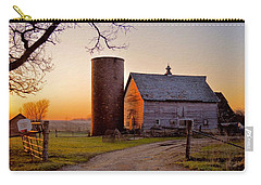 Spring At Birch Barn Carry-all Pouch