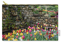 Spring At Crystal Hermitage Carry-all Pouch by Janis Knight