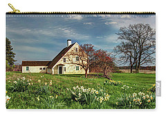Spring At The Paine House Carry-all Pouch