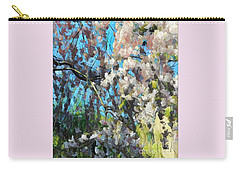 Spring Awakenings Carry-all Pouch by Miriam Danar