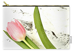 Carry-all Pouch featuring the photograph Spring Awakes by Marsha Heiken
