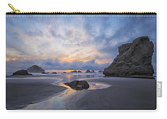 Carry-all Pouch featuring the photograph Spring Begins In Bandon by Patricia Davidson