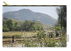 Spring Bloom Carry-all Pouch by Suzanne Oesterling