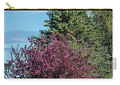 Carry-all Pouch featuring the photograph Spring Blossoms by Paul Freidlund