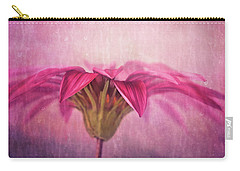 Carry-all Pouch featuring the photograph Spring Blush by Amy Weiss