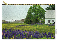 Spring Bouquet Of Lupine Carry-all Pouch