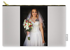 Spring Bride Carry-all Pouch