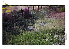 Carry-all Pouch featuring the photograph Spring Colors by Kelly Wade