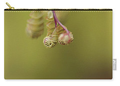 Carry-all Pouch featuring the photograph Spring Coming 2017 by Jeff Burgess