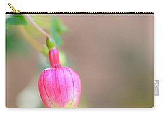 Carry-all Pouch featuring the photograph Spring Comes To South Carolina by Corinne Rhode