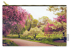 Spring Crescendo Carry-all Pouch by Jessica Jenney