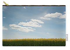 Spring Day Clouds Carry-all Pouch