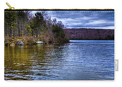 Spring Day On Limekiln Carry-all Pouch by David Patterson