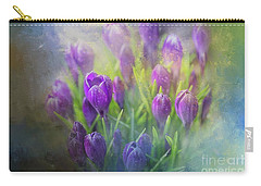Spring Delight Carry-all Pouch by Eva Lechner
