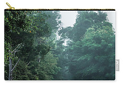 Carry-all Pouch featuring the photograph Spring Dirt Road by Shelby Young