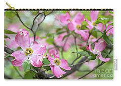 Spring Dogwood - D010378 Carry-all Pouch