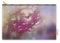 Carry-all Pouch featuring the photograph Spring Dream I by Toni Hopper