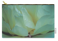 Carry-all Pouch featuring the photograph Spring Dreams by Chris Lord