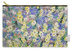 Spring Dreams Carry-all Pouch by George Riney