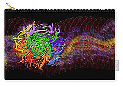 Spring Explodes Nighttime Carry-all Pouch