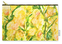Spring Fantasy Foliage Carry-all Pouch