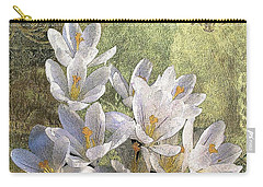 Spring Fantasy Carry-all Pouch by I'ina Van Lawick