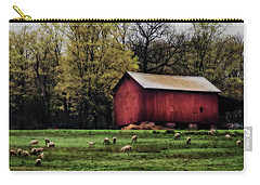 Spring Farm Carry-all Pouch by Richard Engelbrecht