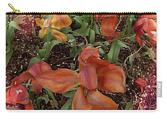 Spring Fever Carry-all Pouch by Kathie Chicoine