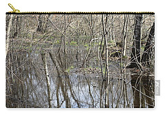 Spring Flood Carry-all Pouch