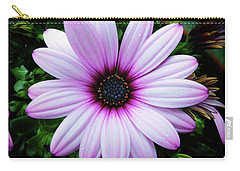 Spring Flower Carry-all Pouch by Karen Stahlros