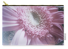 Carry-all Pouch featuring the photograph Spring Flower by Robert Knight