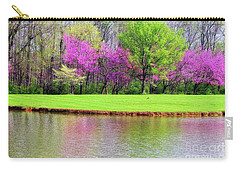 Spring Carry-all Pouch by Geraldine DeBoer