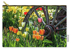Spring Glory Carry-all Pouch