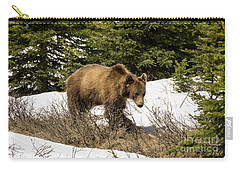 Spring Grizzly Carry-all Pouch