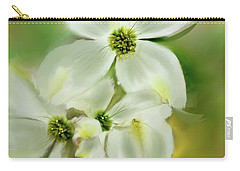 Spring Has Sprung Carry-all Pouch by Mary Timman