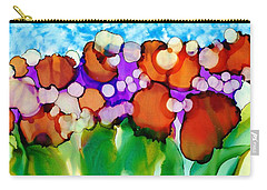 Spring In Charleston Carry-all Pouch