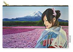 Spring In Japan Carry-all Pouch