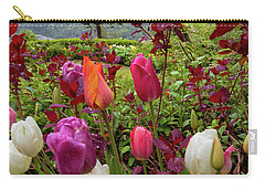 Spring In Northern California Carry-all Pouch by Janis Knight