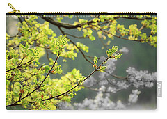 Spring In The Arboretum Carry-all Pouch