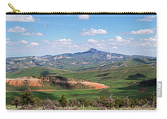 Spring In The Cody Area Carry-all Pouch