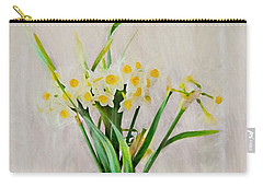 Carry-all Pouch featuring the photograph Spring In The Country by Benanne Stiens