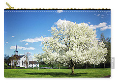 Spring In The Country Carry-all Pouch