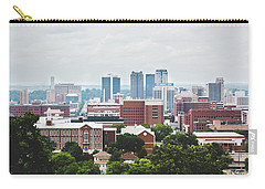 Carry-all Pouch featuring the photograph Spring In The Magic City - Birmingham by Shelby Young