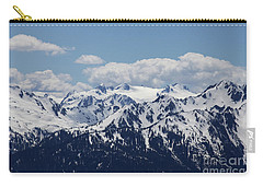 Spring In The Olympic Mountains Carry-all Pouch