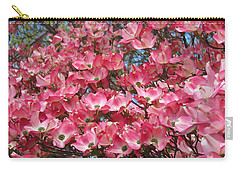 Carry-all Pouch featuring the photograph Dogwood Days Of Spring by Brooks Garten Hauschild