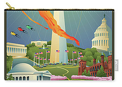 Spring In Washington D.c. Carry-all Pouch